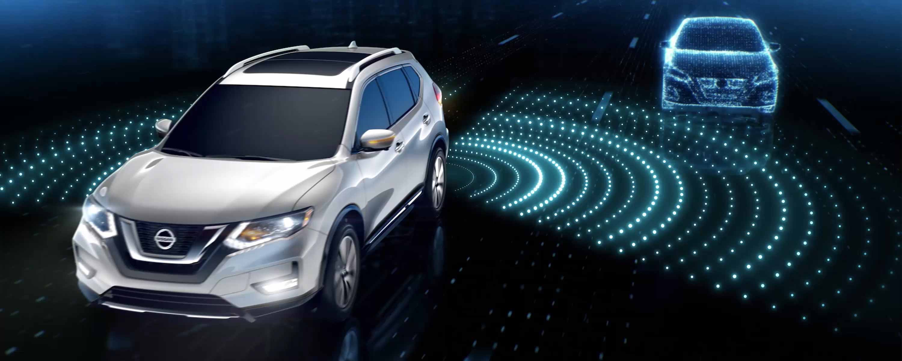 Nissan Intelligent Driving video